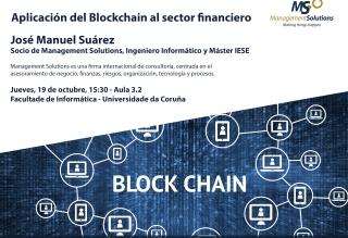 Aplicación del Blockchain al sector financiero